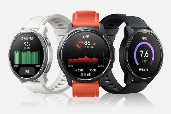 Smartwatch Xiaomi Watch Color 2 é lançado com GPS integrado e 12 dias de bateria