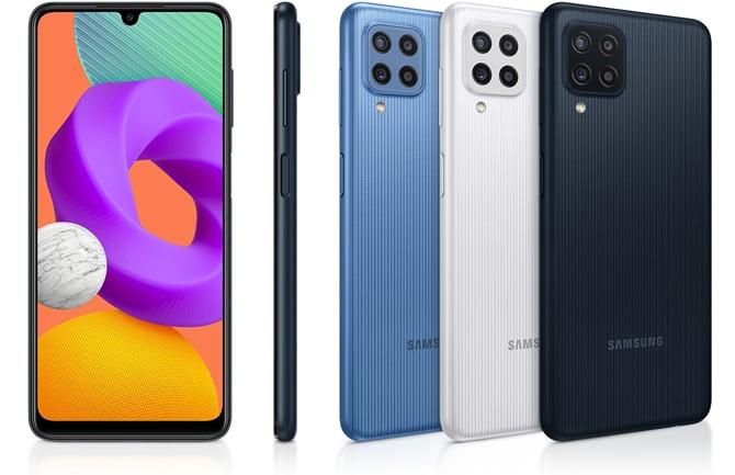 Smartphone Samsung Galaxy M22 chega ao Brasil por R$ 1.799
