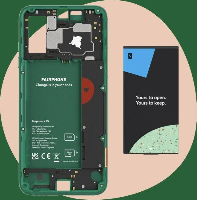 Hardware: Fairphone 4