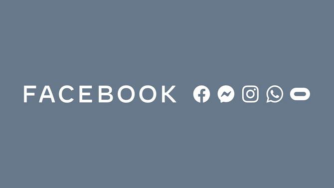 Produtos Facebook