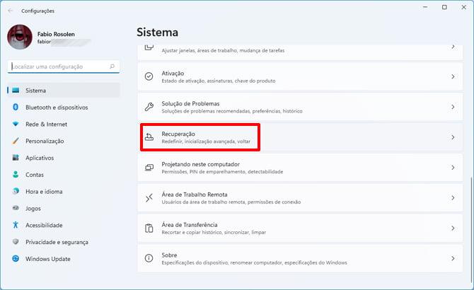 Windows 11: como iniciar o PC em Modo de Segurança