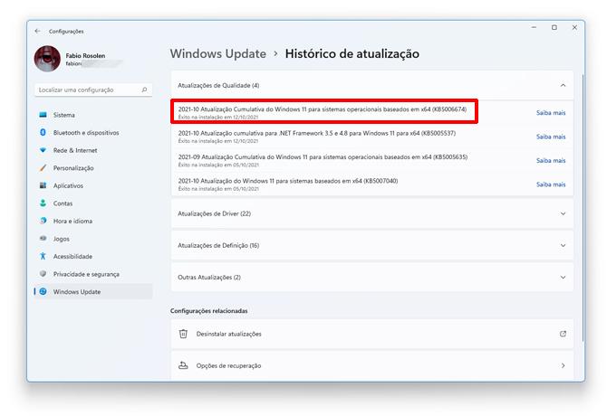 Computadores sem suporte ao Windows 11 estão recebendo atualizações