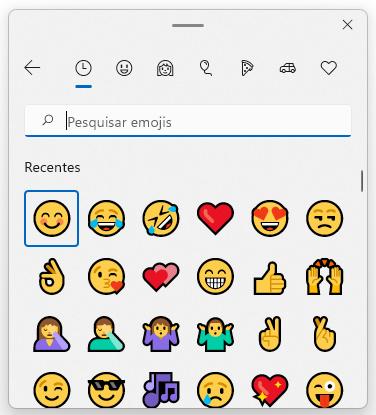 Windows 11 build 22478 introduz novo design para os emojis e correções de bugs