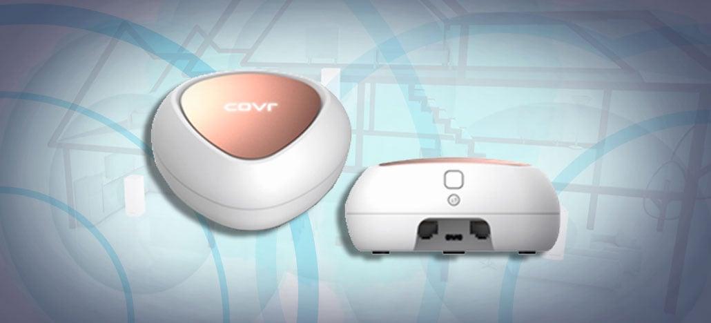 D-Link expande sua linha Covr de WiFi Mesh