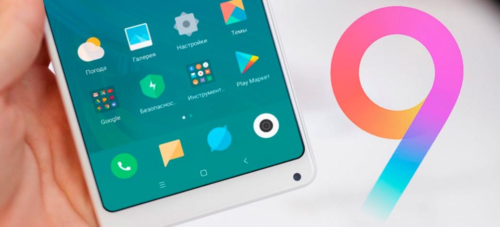 Xiaomi vai atualizar 40 dispositivos móveis para MIUI 9