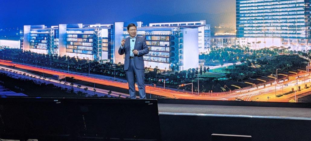 CEO da Huawei foge do roteiro na CES 2018 para criticar operadoras dos EUA