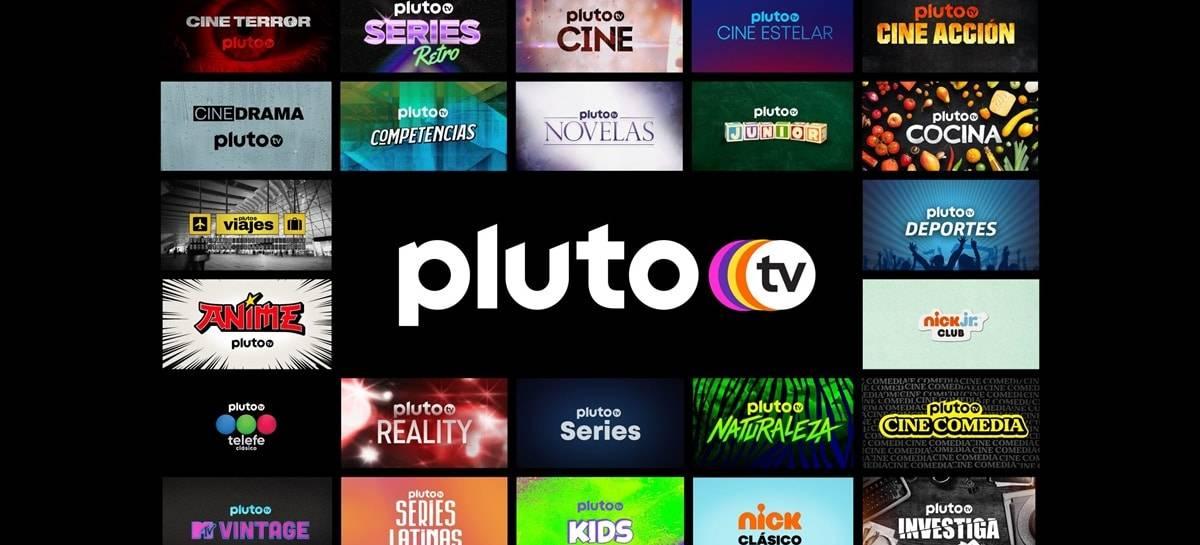 PlutoTV adiciona 3 canais de IPTV grátis, incluindo MasterChef e filmes de Jornada nas Estrelas