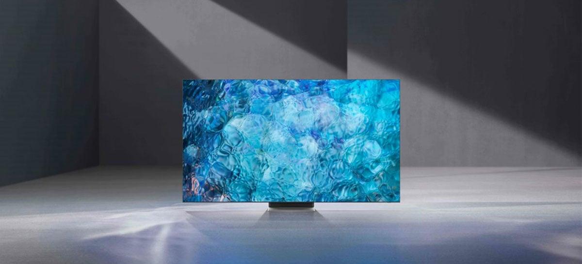 Samsung planeja novo evento para março e apresentará novas tecnologias para TVs