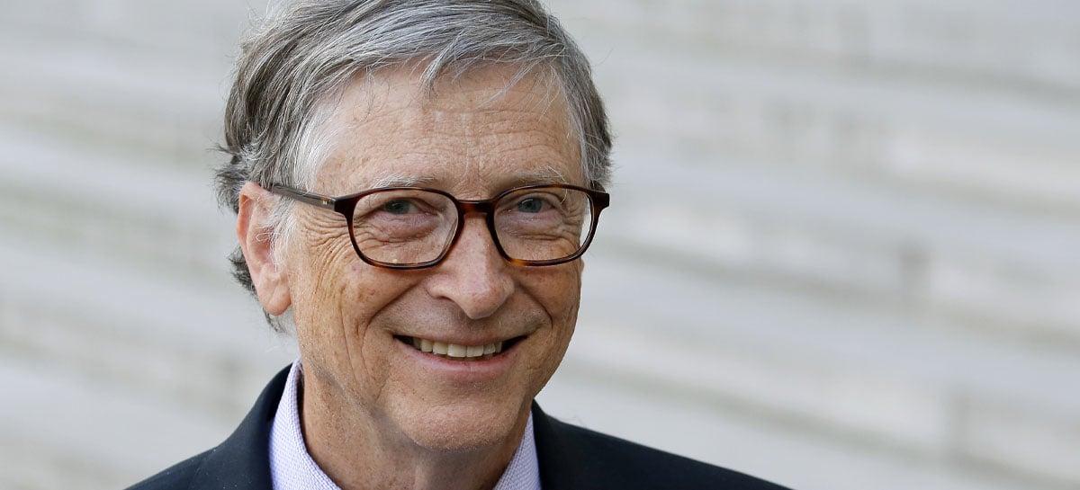 """Bill Gates diz que """"precisamos de mais pessoas como Elon Musk"""" na indústria"""