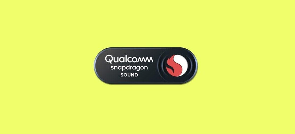 Qualcomm anuncia Snapdragon Sound, suíte de tecnologias e soluções de áudio