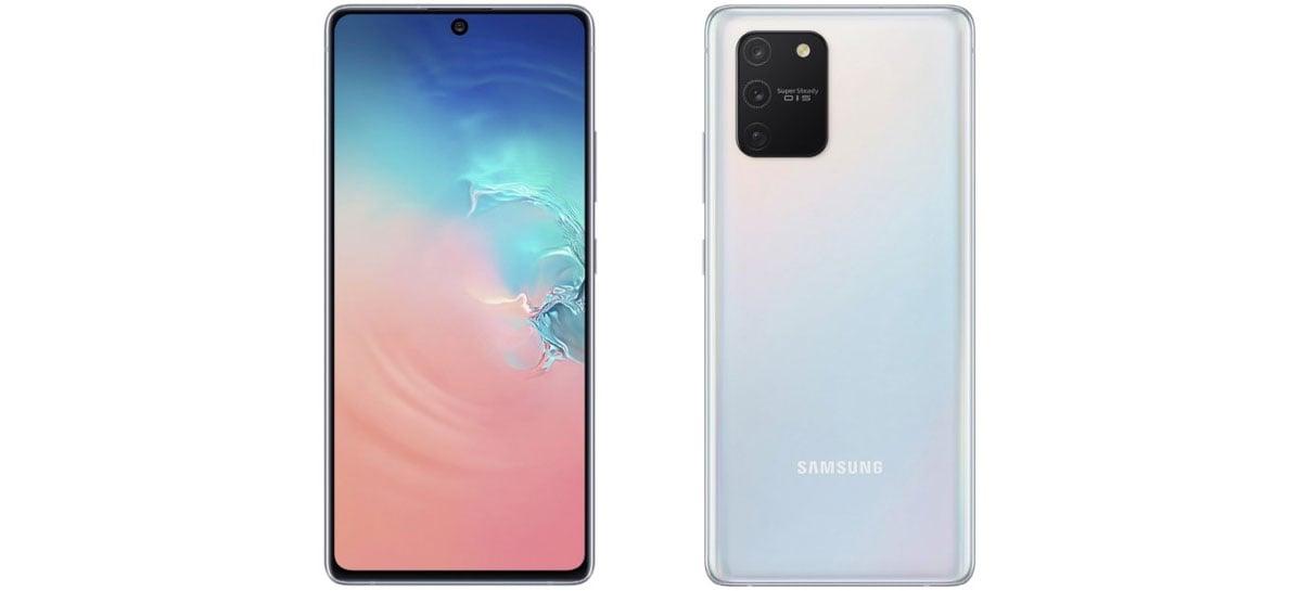 Samsung começa a liberar One UI 3.1 para o Galaxy S10 Lite e Galaxy M51