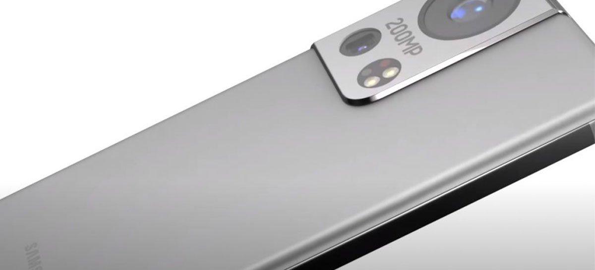 Samsung fará telas menores para os novos smartphone Galaxy S22