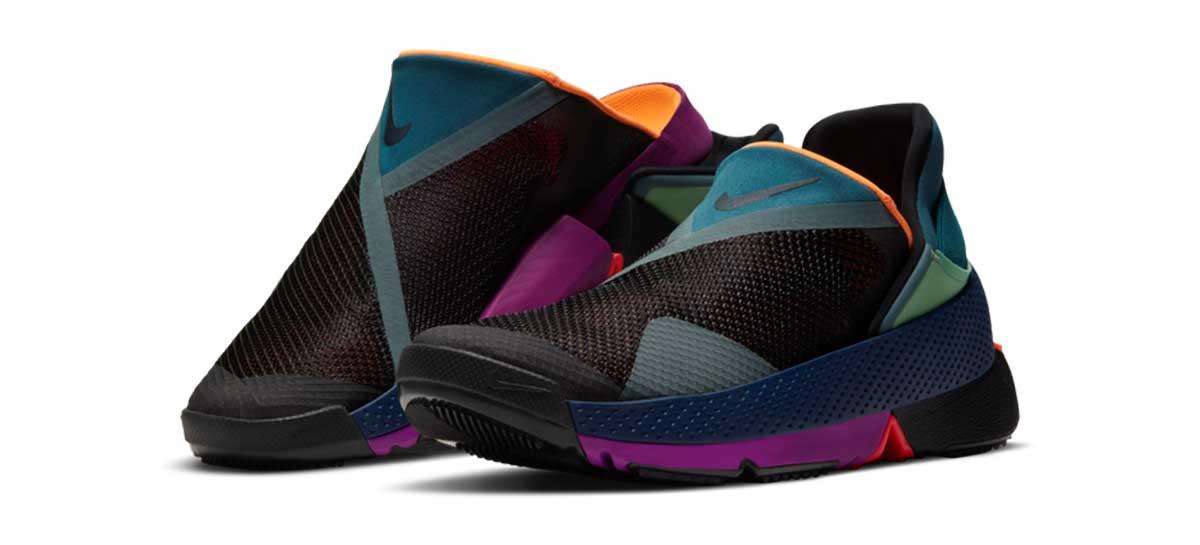 Nike anuncia os tênis FlyEase, calçado acessível que dispensa o uso das mãos