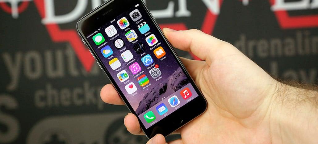 iPhone 6 perde desempenho após atualização de segurança