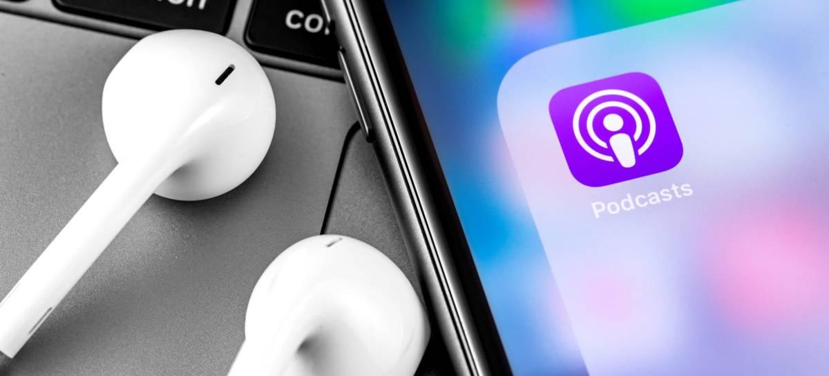 Apple Podcasts: como seguir um programa