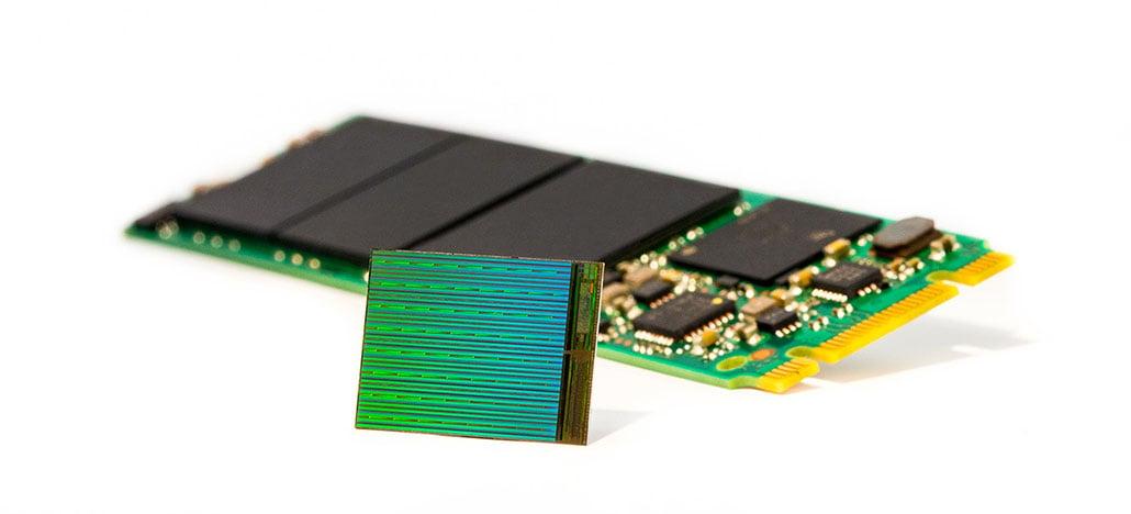 SSDs 3D NAND terão mais que o dobro de camadas até 2021, ficando mais baratos e densos