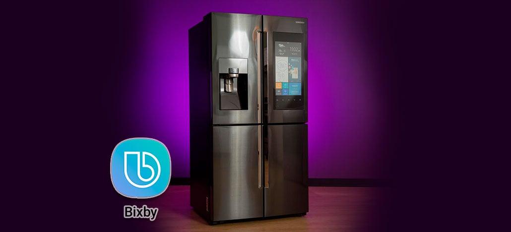 Refrigerador inteligente da Samsung virá com assistente de voz Bixby