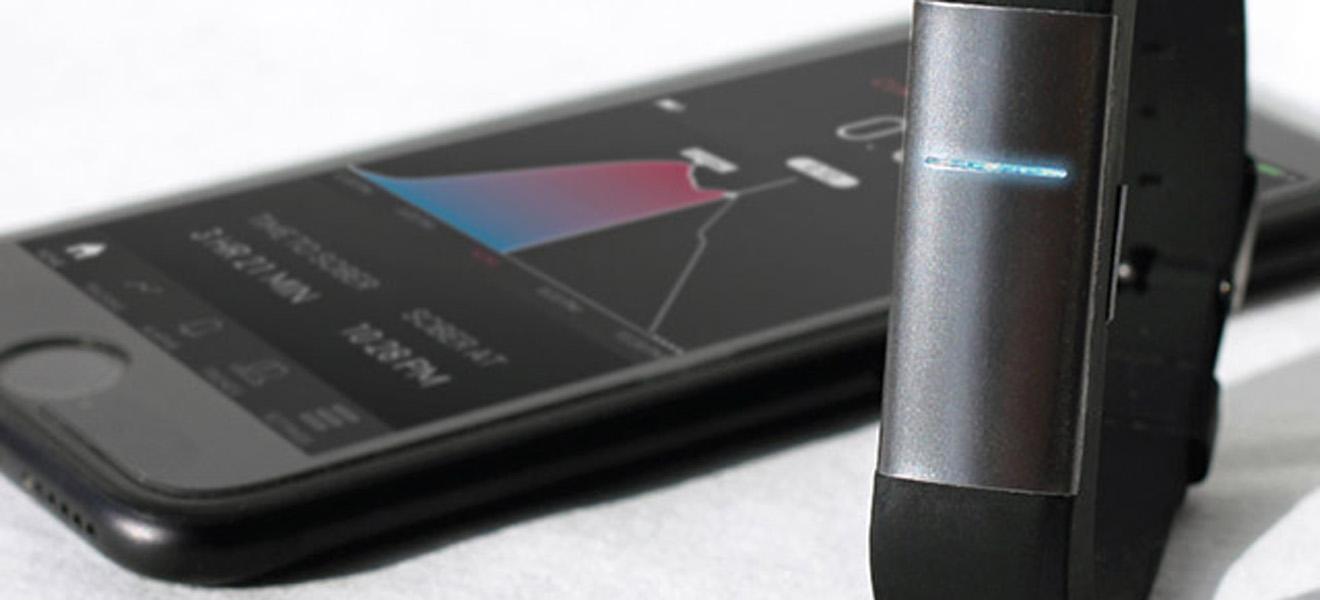 Proof é a nova smartband que mede o álcool no seu sangue
