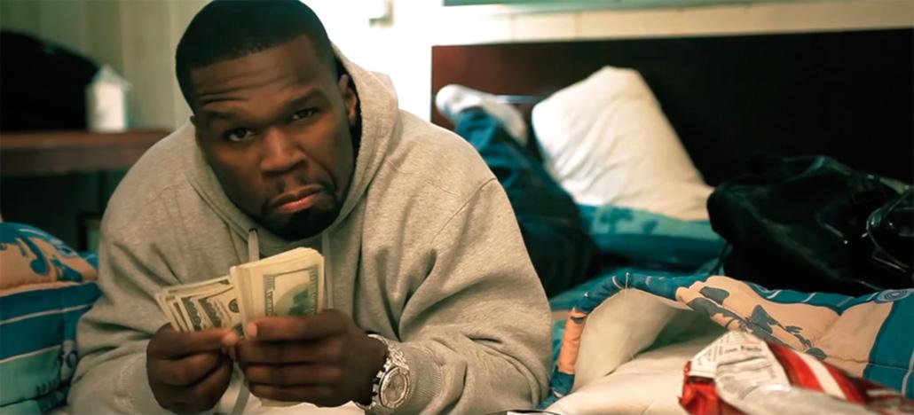 Rapper 50 Cent acidentalmente fez milhões de dólares em Bitcoin