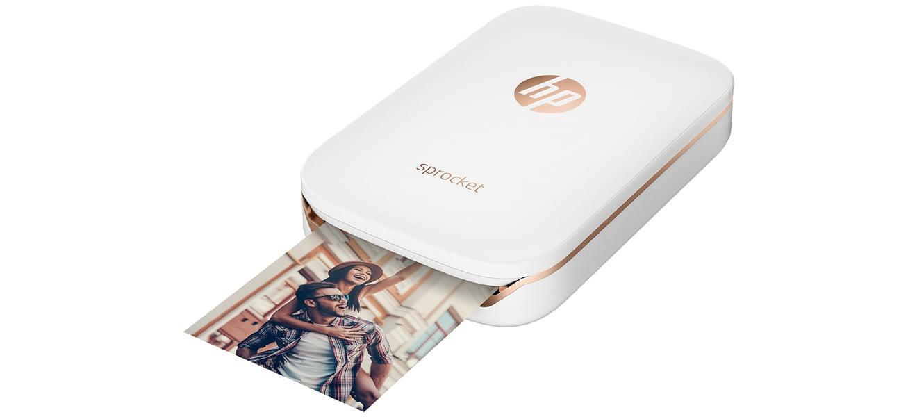 Fotos do smartphone na hora: testamos a HP SProcket, uma impressora compacta