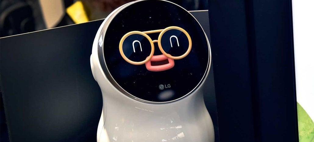 CES 2018: veja a CLOi, robô da LG para ajudar na sua casa e no seu negócio