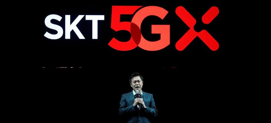 Começou: primeira rede 5G do mundo para smartphones é ativada na Coreia do Sul