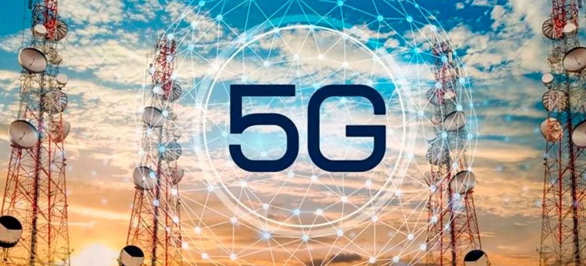 5G no Brasil inicia em 2022 e tem até 2028 para ser concluído