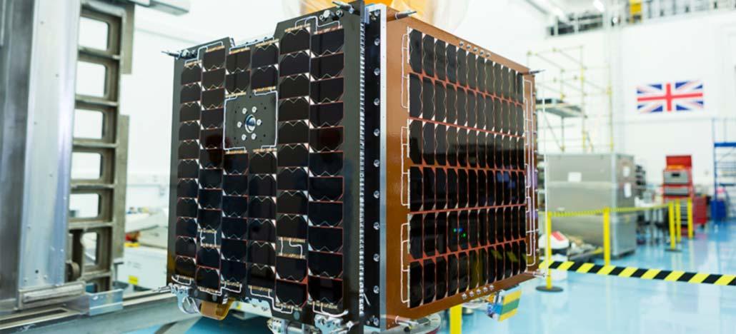 Empresa britânica lança satélite capaz de fazer imagens da Terra em alta resolução