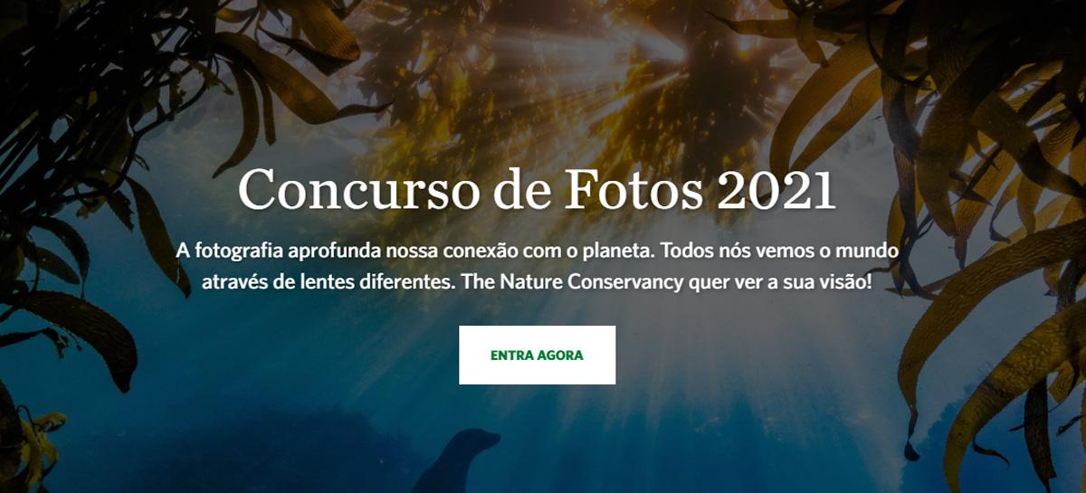 Concurso global premiará fotografias nas categorias Pessoas e Natureza, Paisagem, Água e Vida Selvagem