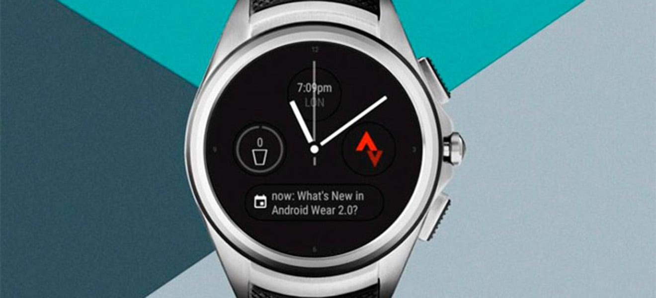 LG Watch Style com Android Wear 2.0 aparece em sua primeira imagem