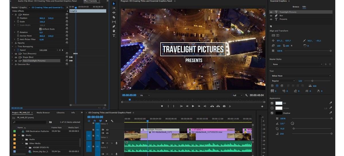 Nova atualização do Adobe traz mais velocidade para a codificação de vídeo