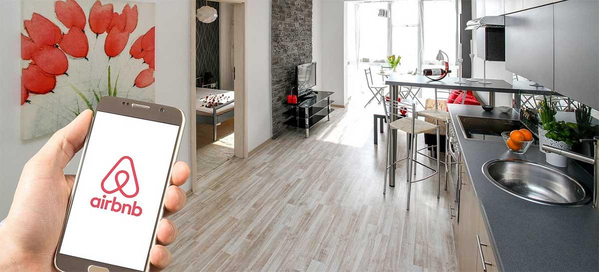 Airbnb planeja dar entrada em oferta pública inicial ainda em agosto