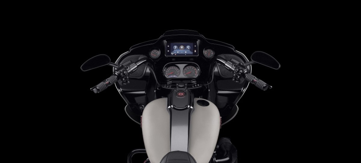Android Auto estará disponível ainda em 2020 para motos Harley-Davidson