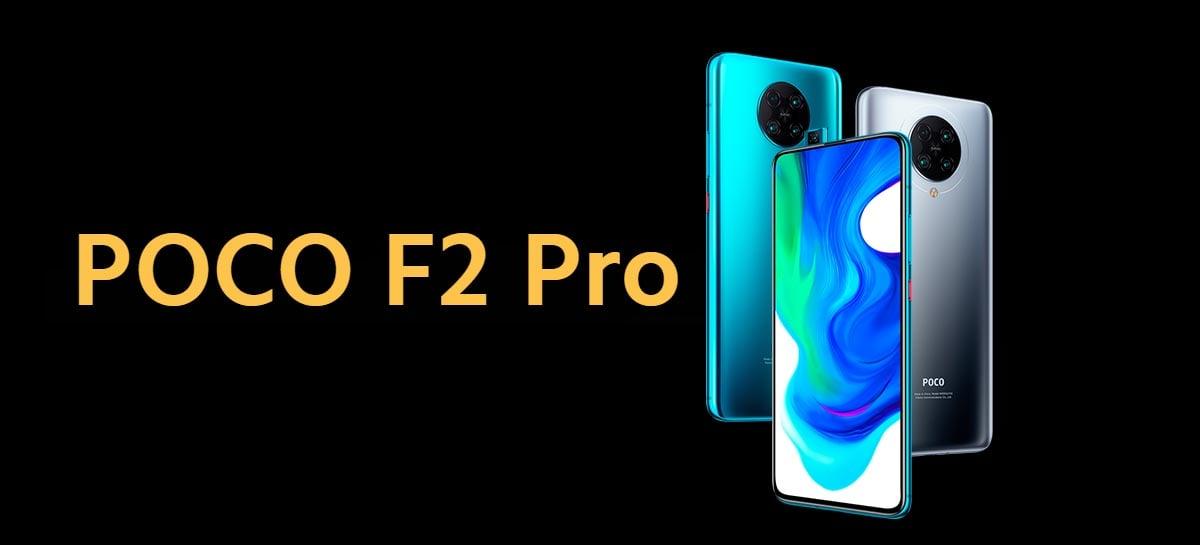 Update da MIUI 12 com o Android 11 está chegando para o POCO F2 Pro