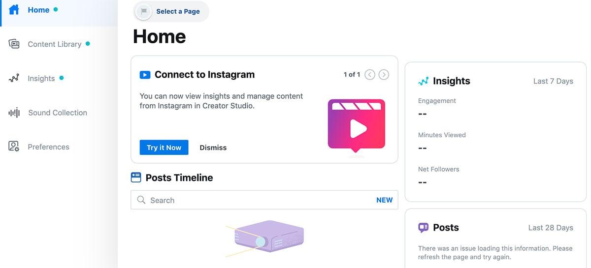 Facebook lança Creator Studio para Andoid e iOS