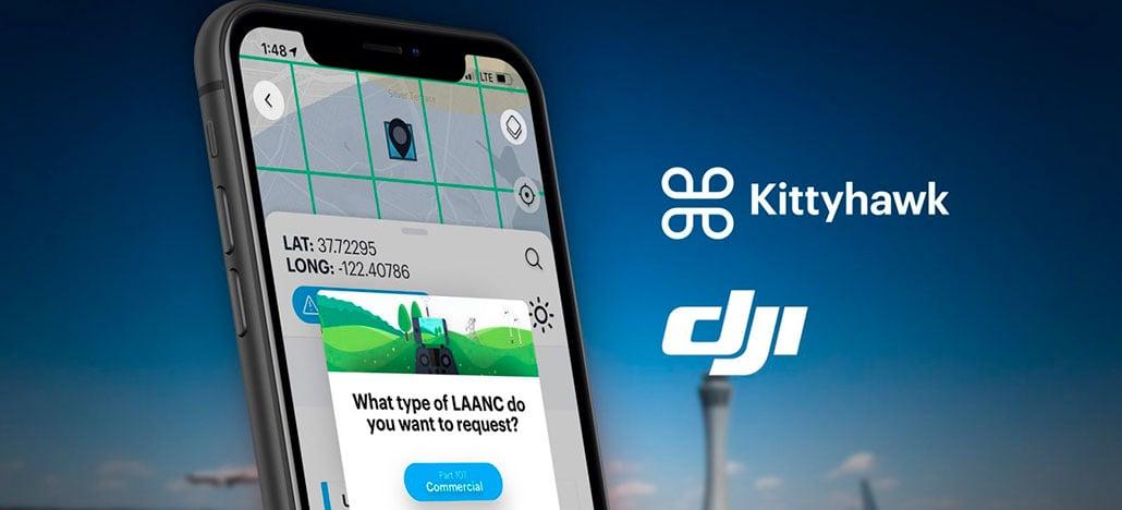DJI recomenda autorização gratuita do Kittyhawk para pilotos de drone amadores