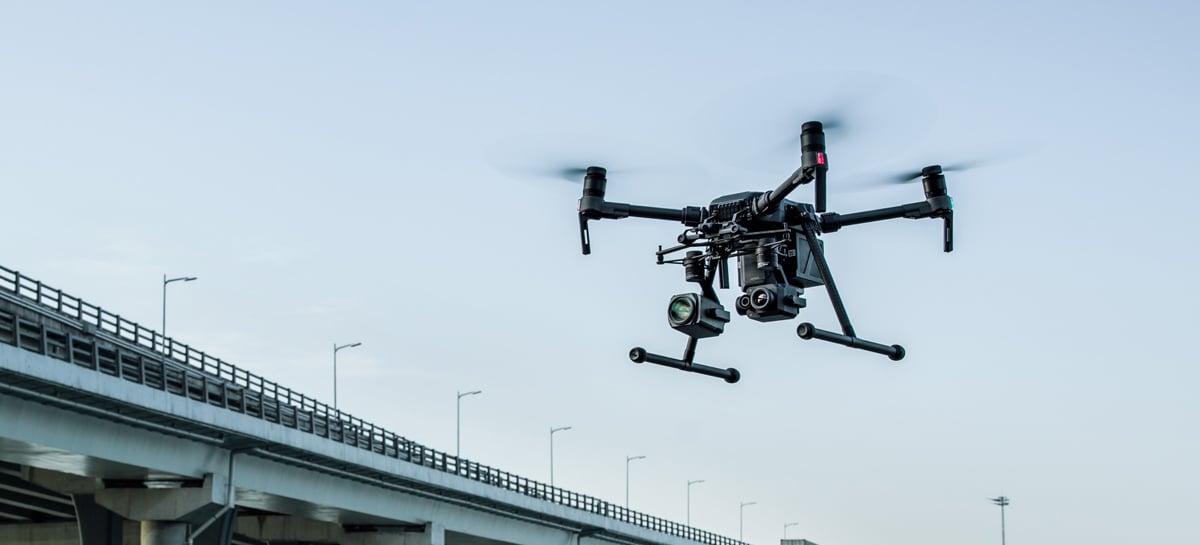 DJI Matrice 300, nova versão de drone usado para resgates pode chegar em fevereiro