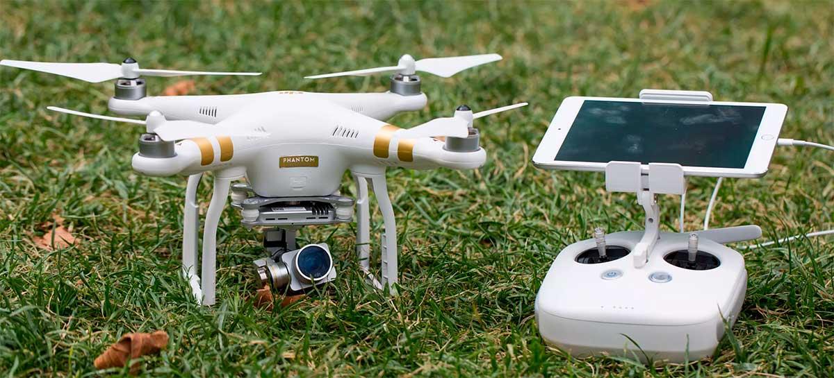 DJI diz que cancelamento do uso de drones chineses nos EUA é