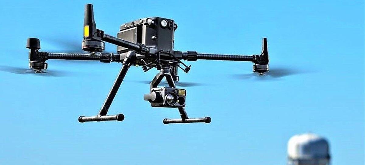 Departamento de policia usará drones para atender chamadas em cidade dos EUA