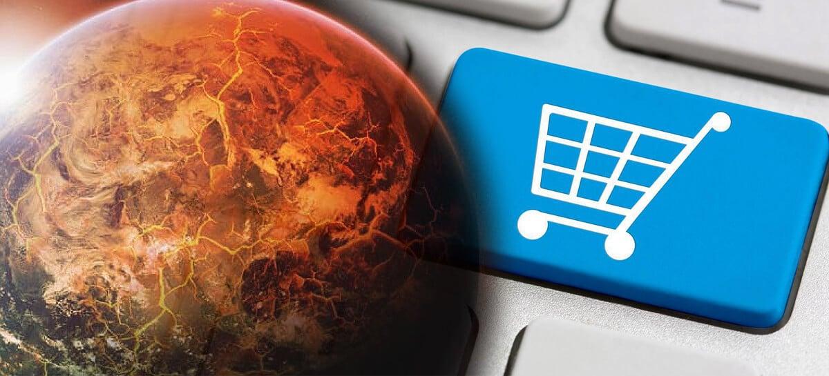 E-commerce: aumento de devoluções grátis contribui bastante para o aquecimento global