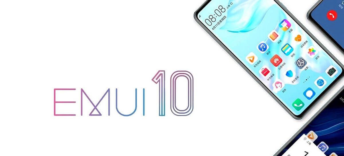 EMUI 10 já está presente em 10 milhões de smartphones da Huawei
