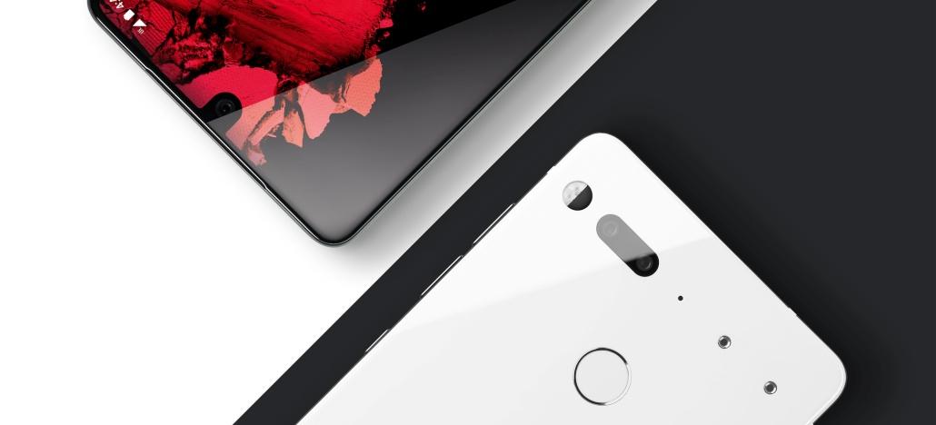 Essential inicia os primeiros testes do que pode ser o smartphone PH-2