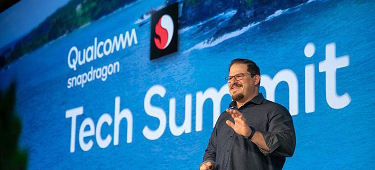 Executivos da Xiaomi, OnePlus e Sony participarão de evento da Qualcomm
