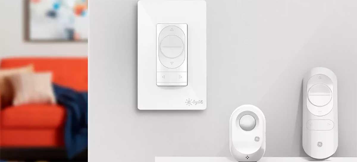 GE apresenta interruptor de luz que não precisa de fio neutro