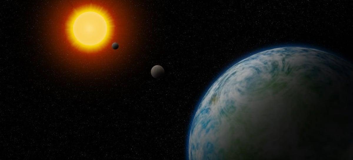 Astrônomos descobrem duas super-Terras potencialmente habitáveis