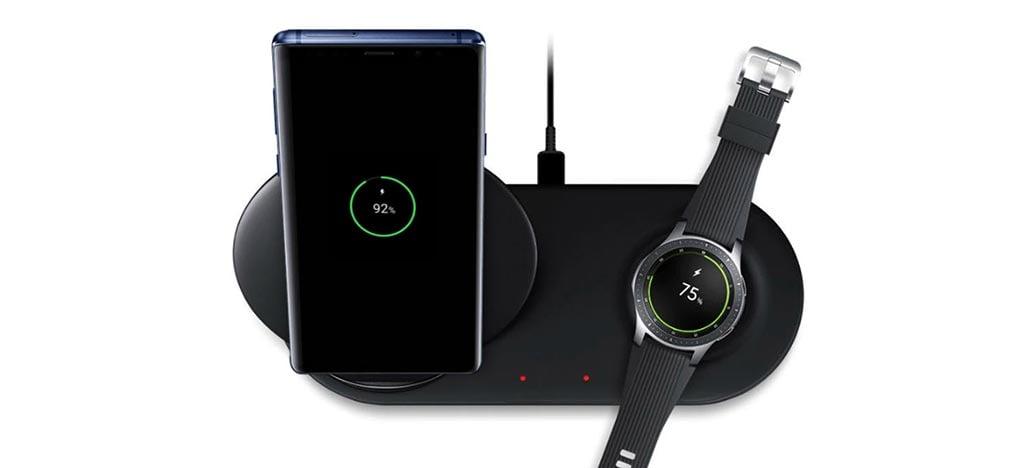 Novo carregador sem fio da Samsung para o Galaxy Note 10 pode ter suporte de 20W
