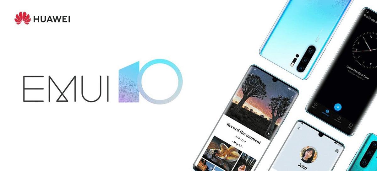 Huawei anuncia lista completa de celulares que vão receber EMUI 10 e Android 10