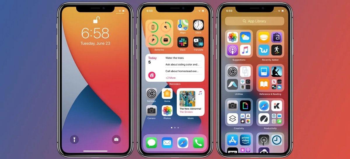 Update iOS 14.1 and iPadOS 14.1 já estão disponíveis para iPhone e iPad