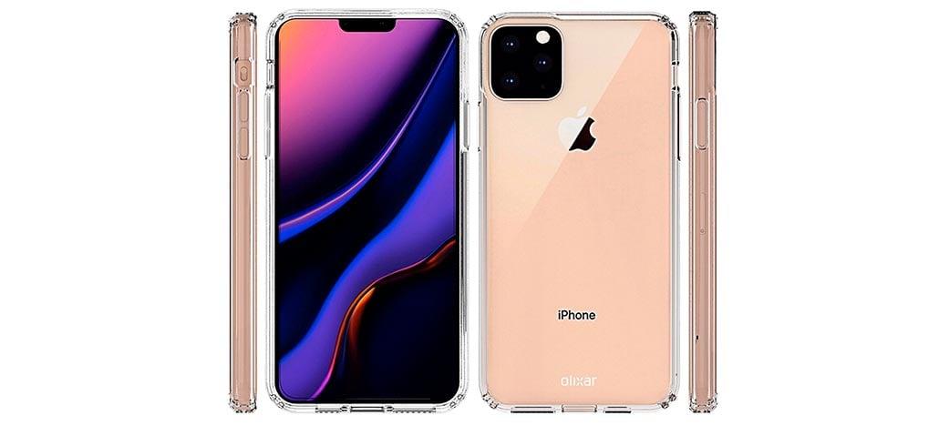 Renderização de varejista revela detalhes no design do iPhone 11 Max