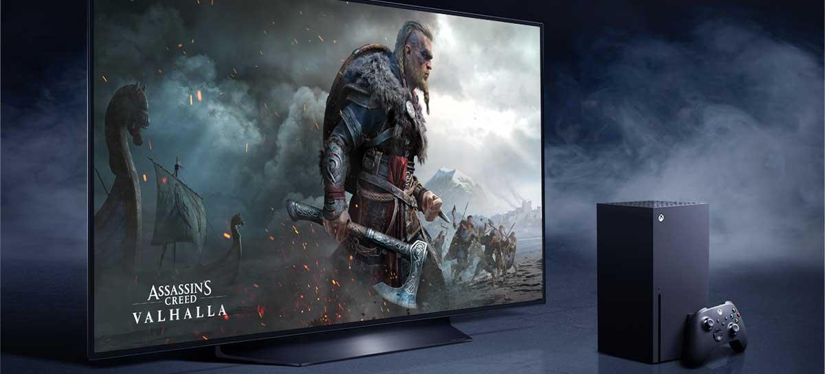 LG e Microsoft fazem parceria para promover Xbox Series X em TVs OLED da marca